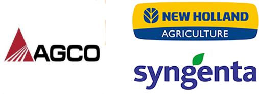 Agco, New Holland and Syngenta